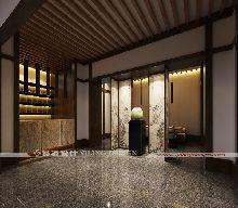 广德笄山竹海温泉度假酒店(五星级)设计-餐厅
